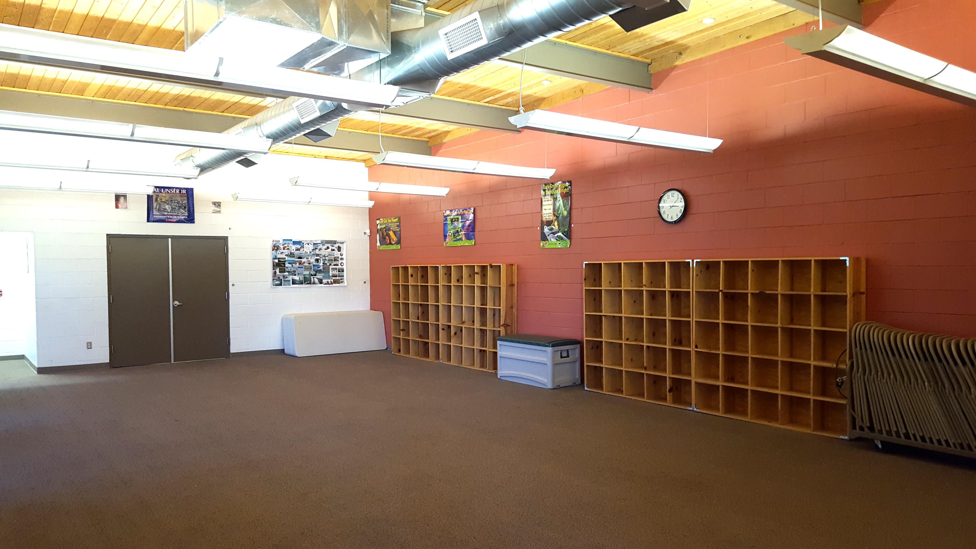 Cabezon Community Center