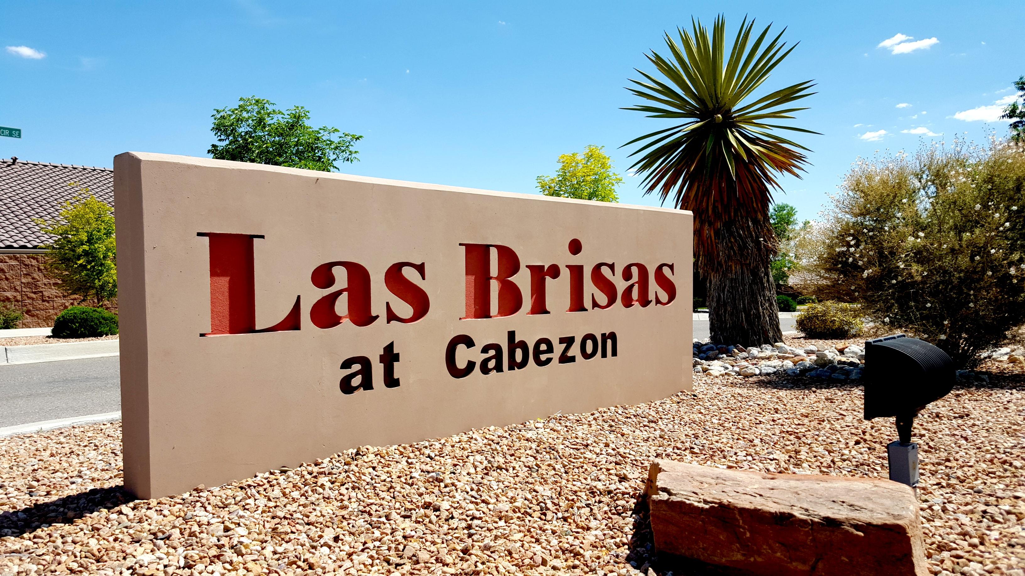 Las Brisas Cabezon Neighborhood