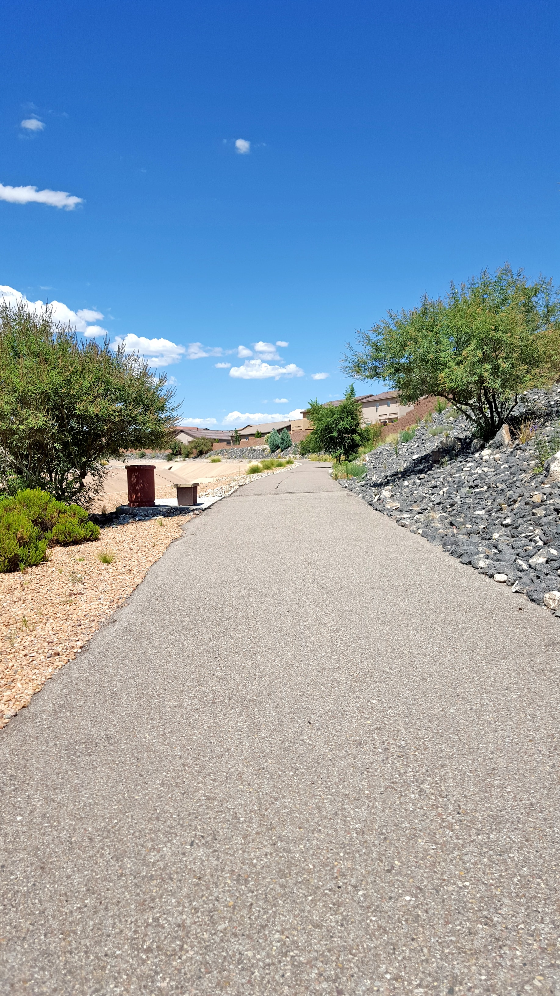 Cabezon Pedestrian Trails