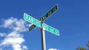 Rancho Oro Cabezon Neighborhood