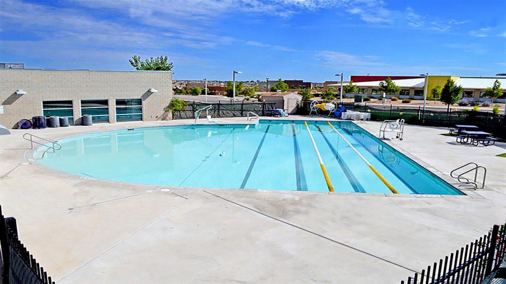 Cabezon Swimming Pool